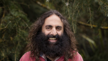 Costa Georgiadis says gardening is one of the easiest things people can do to help the planet.