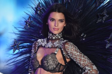 Kendall Jenner walks in the 2018 Victoria's Secret Fashion Show in New York. Reports suggest it may have been the last show of its kind for the brand, which has been under fire for not keeping up with community expectations.