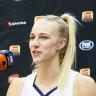 From grand final pain to WNBA joy - Nicole Seekamp earns her Wings