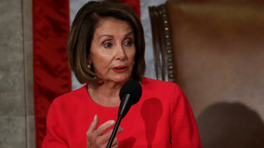 Incoming House Speaker Nancy Pelosi said she doesn't believe the time is right to discuss impeachment.