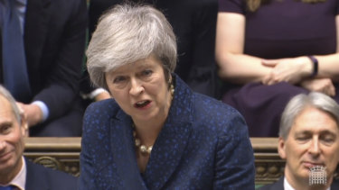 Britain's Prime Minister Theresa May is battling with the challenges of leadership.