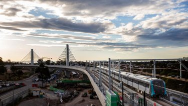 In 2024, Sydney is scheduled to have 31 metro stations and a 66km metro rail system.