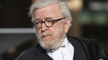 Robert Richter, QC, was George Pell's defence barrister during his trial.