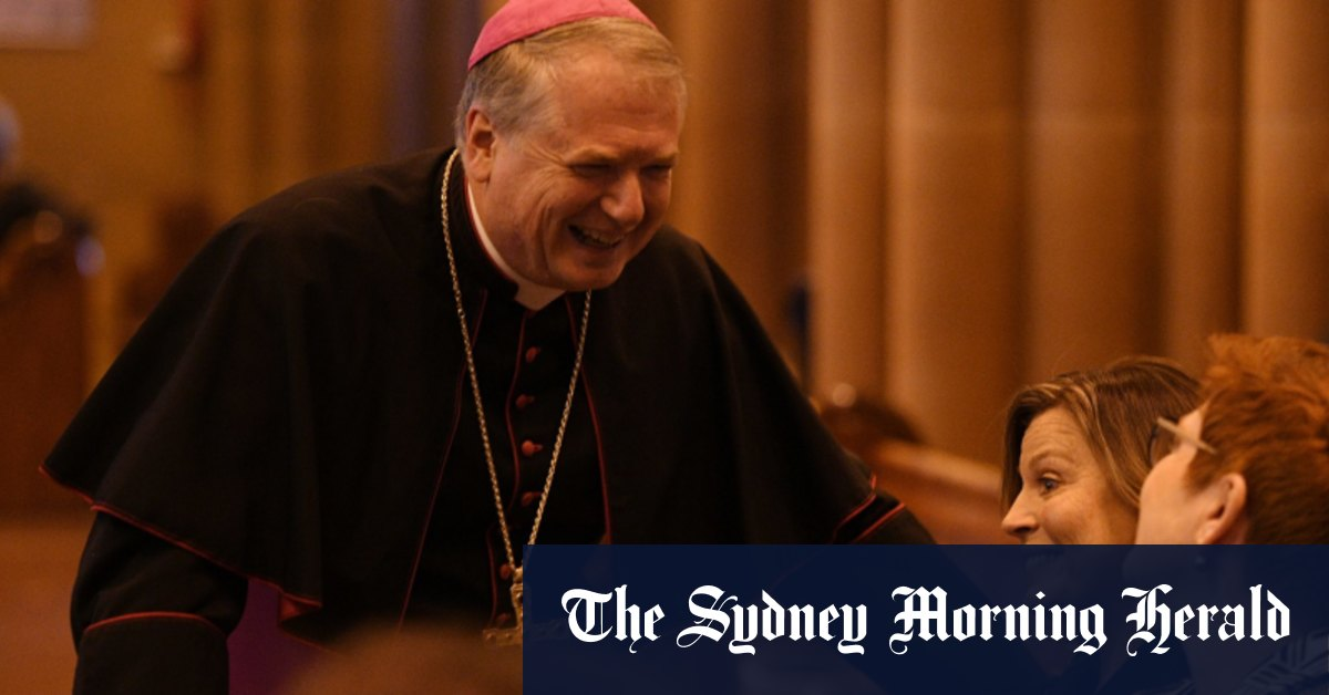 'Never had it so good': Archbishop says cashed up Catholic schools must learn from state schools – Sydney Morning Herald