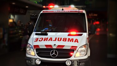 Two people died in a multi-vehicle crash on the Calder Freeway on Friday night.
