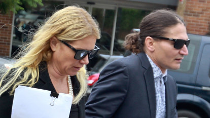 Lizzie Buttrose splits from her seventh fiance