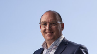 BWX chief executive David Fenlon.