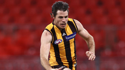 Hawks winger joins Geelong, Blues lodge papers for Williams