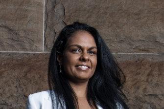 First Nations lawyer Teela Reid