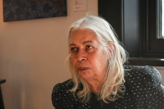 Professor Marcia Langton, a key figure in the push towards constitutional recognition of Indigenous Australians,