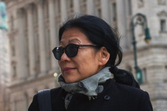 Sheri Yan faced her own scandal in relation to a conspiracy to bribe a UN official.