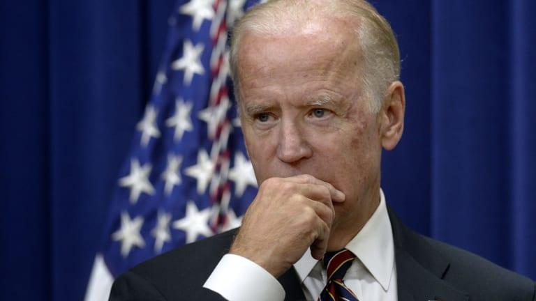 Joe Biden has been mulling a 2020 presidential run.