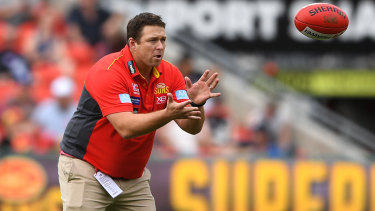 Fair Dew: Suns coach has been on the ball so far this season with selections and tactics.