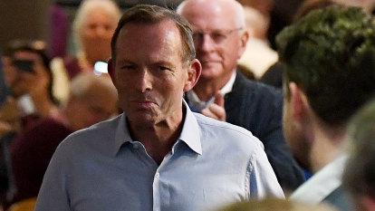 Tony Abbott still can't see the man in the mirror