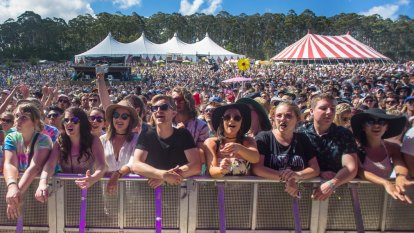 Falls Festival crowd crush: Trial set for 'stampede' compensation claims