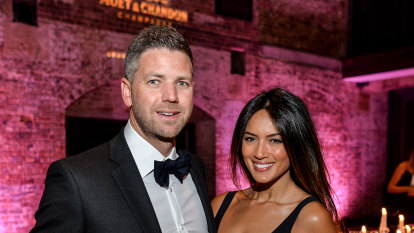 Sydney glamour couple stay in LA owing investors $2 million