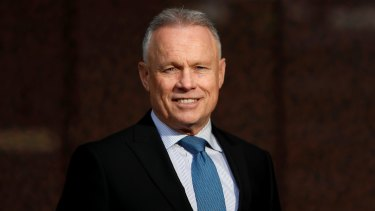 NIB CEO Mark Fitzgibbon.