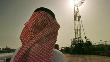 Global oil prices plunged more than 30 per cent on Monday.