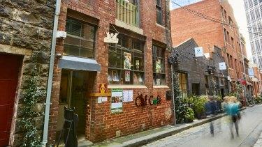 Cat Cafe at 30 Guildford Lane,