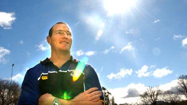 Spade a spade: Stirling Mortlock slammed Steve Hansen's comment about his formidable side.