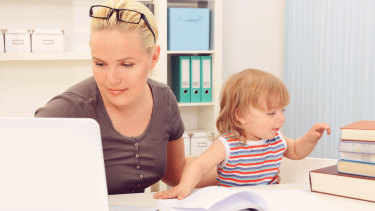 How do I juggle working from home with home schooling my children?