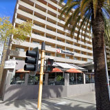 Travelodge Hotel Perth.