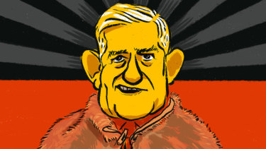 Ken Wyatt. Minister for Indigenous Australians.