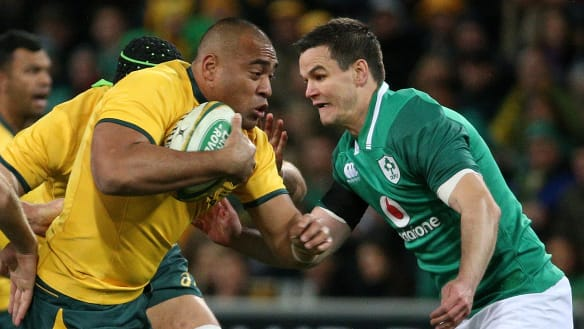Cheika announces Wallabies squad: drops Timu, tweaks back row ahead of Ireland decider
