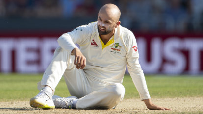How Nathan Lyon dealt with the heartbreak of Headingley