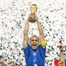 Cannavaro smiles and plans another Australian disappointment