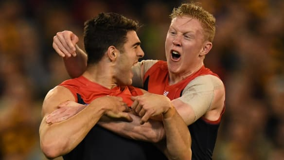 Melbourne have momentum that will get them to the grand final