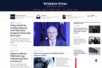 A new homepage for the Brisbane Times.