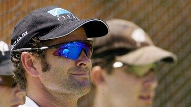 Former New Zealand cricket great Chris Cairns.