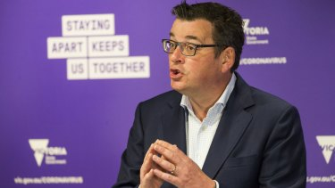 Premier Daniel Andrews says Victoria's lockdowns 'will count for precisely nothing if we open up too much, too soon'.