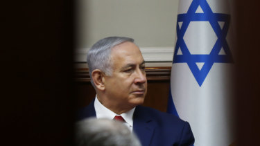 Benjamin Netanyahu confronts a rising cost of living, corruption allegations, but remains the firm favourite.