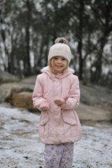 Snow day on the Granite Belt
