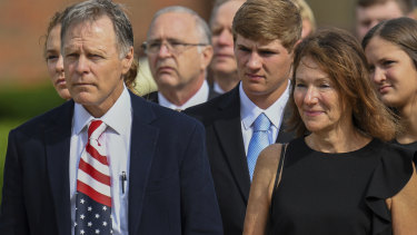 Fred and Cindy Warmbier have accused North Korea of torturing their son,