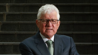 Outgoing Link Group chief executive John McMurtrie said a private equity takeover would not be a step backwards.