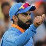 Cup captains encouraged to follow Kohli's lead