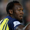 Bolt races off to pre-planned commitment, leaves Mariners for a week