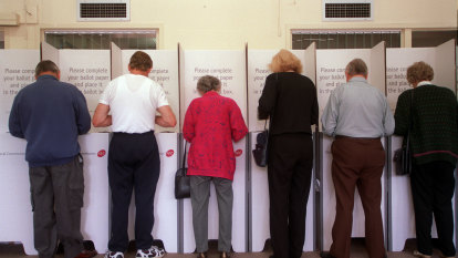 Future elections could go fully postal amid fallout from COVID-19