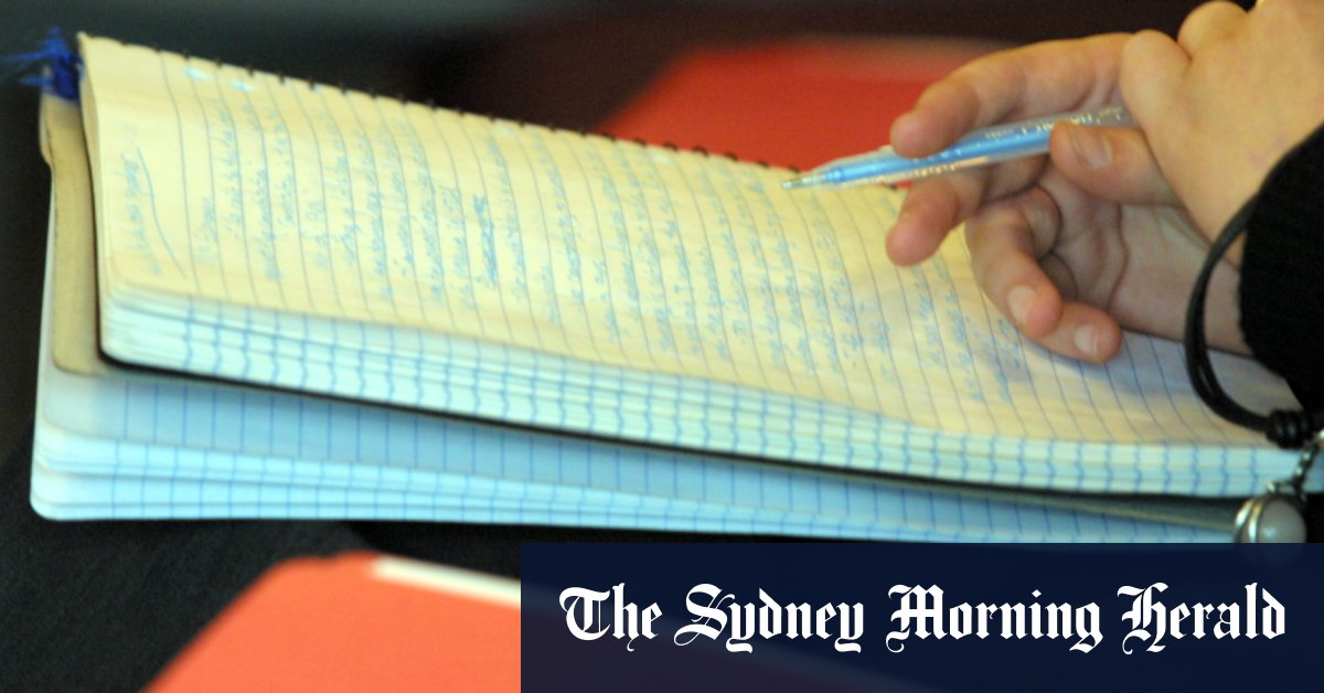 Blame game over who is responsible for writing decline in NSW schools – Sydney Morning Herald