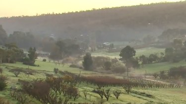 The Bickley Valley is located 25 kilometres away from Perth.