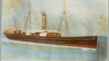 The SS Glenelg sank near Lakes Entrance in one of the worst maritime disasters in Victorian history.