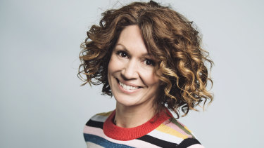 Kitty Flanagan is hooked on crochet, watching football documentary Sunderland 'Til I Die and cooking vegetarian food.