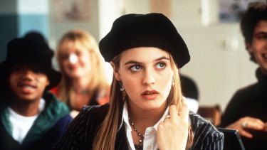 Alicia Silverstone's robot-powered wardrobe in Clueless is getting closer to reality thanks to the artificial intelligence behind clothing-box services.