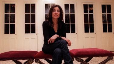 Bettina Liano in the late 1990s.