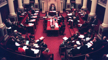 The balance of power in Victoria's upper house is likely to fall into the hands of previously unknown candidates.
