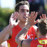 No time frame on Gold Coast call for Ben King