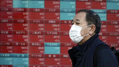 Japan's sharemarket finally emerges from three lost decades
